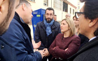 """Irene García: """"Los pasos que demos con la residencia de mayores deberán contar con el visto bueno del alcalde"""""""