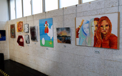 Concurso anual de arte para jóvenes en Gibraltar