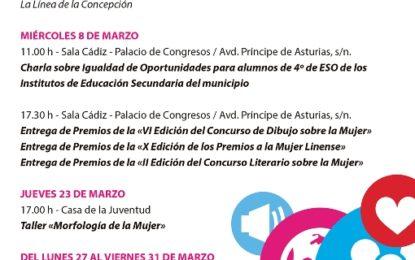 Mañana, elección de los ganadores de los premios del Día de la Mujer