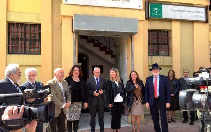 Juan Rodríguez propone que el próximo encuentro de Centros UNESCO españoles para el año 2021 se celebre en el Campo de Gibraltar.
