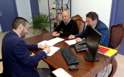 Firmado el contrato del proyecto de obras de la calle Doctor Villar que se iniciarán después de Semana Santa