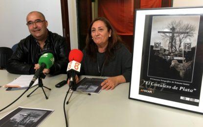 """Presentada la segunda edición del concurso fotográfico de Semana Santa """"El costalero de plata"""""""