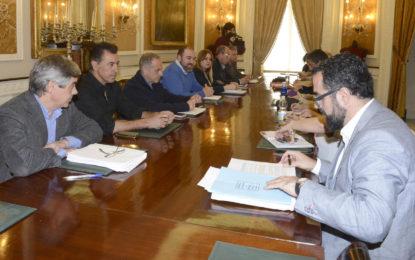 Diputación, en contra de lo que dicen Franco y Peño, asegura que se ha utilizado «amplio consenso»