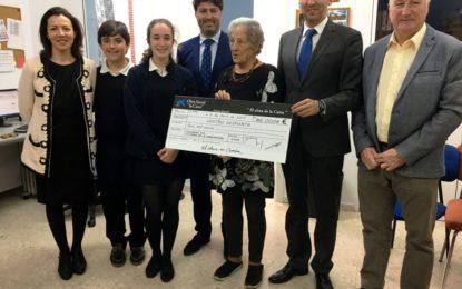 La Obra Social la Caixa entrega a Despierta 6.000 euros para poner en marcha los huertos sociales terapéuticos