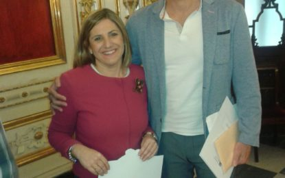 Fegadi Cocemfe firma un convenio con Diputación de Cádiz