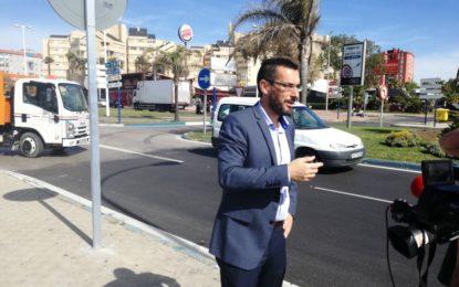 El alcalde firma la adjudicación de un nuevo Plan de Asfaltado con la empresa Eiffage Infraestructuras S.A