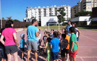 Comienza el primer turno del campamento de verano de la Casa de la Juventud
