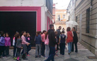"""Más de 300 alumnos participan en el programa de la Oferta Educativa """"A pie de campo"""""""
