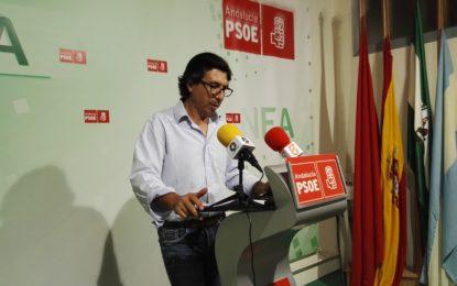 Tornay considera que el Ayuntamiento ha hecho el ridículo con los bloques de hormigón que puso en la rotonda de la calle Cartagena
