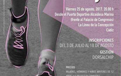 Elegido el recorrido de la II Carrera de la Mujer. Las inscripciones estarán abiertas hasta el 18 de agosto
