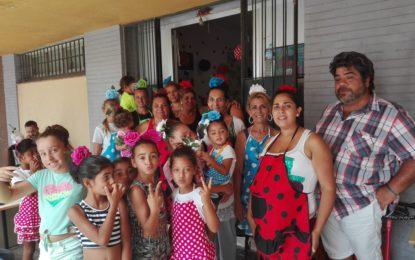 Nakera Romi celebra su particular Viernes de Coronacion