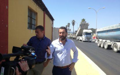El Ayuntamiento dice que finaliza las obras de su competencia relacionadas con el nuevo hospital