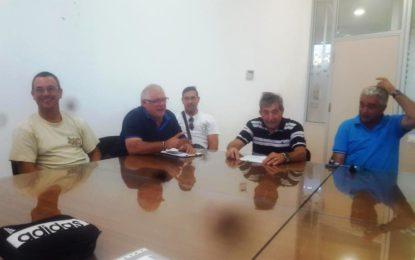 Los clubes de deporte base tendrán que buscar soluciones bilaterales para el uso de los campos