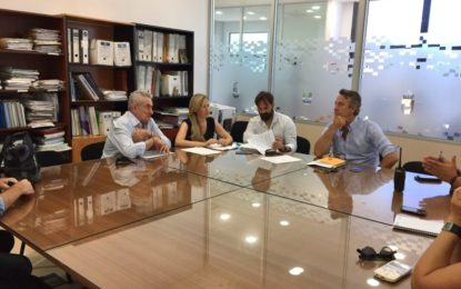Comercio informa a los hosteleros de la modificación de la ordenanza de ocupación de vía pública
