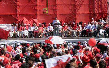 Una delegación de diputados británicos visita Gibraltar con motivo del Día Nacional