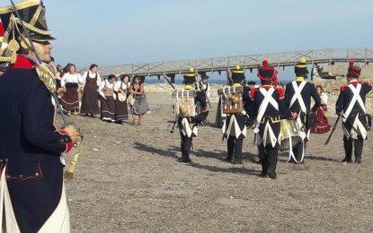 II edición de «La Línea de Gibraltar» está siendo un éxito, llenando este sábado de actividades