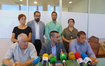 La Comisión Ejecutiva del PSOE de La Línea pide el cese de Juan Domingo Macías