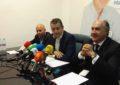 Antonio Sanz: «El alcalde de La Línea pone zancadillas» (Sónido íntegro de la rueda de prensa)