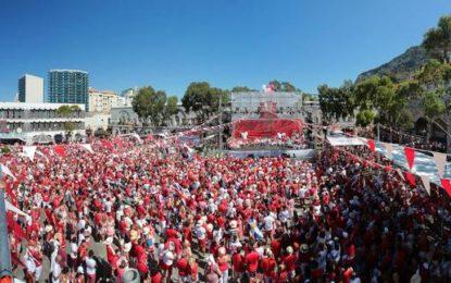 Se anuncian actividades aerotransportadas para el National Day en Gibraltar