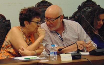 Otra dimisión más en el PSOE linense, abandona el acta de concejal Isabel Soiza del Río