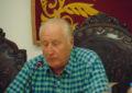 """José Antonio Mérida, del CAI Club, dice que Helenio Lucas Fernández tiene """"desvergüenza política"""""""