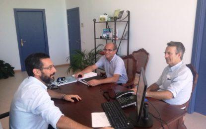 El Ayuntamiento y Apymel estudiarán más ayudas a pequeños empresarios ante las nuevas restricciones anunciadas por la Junta de Andalucía