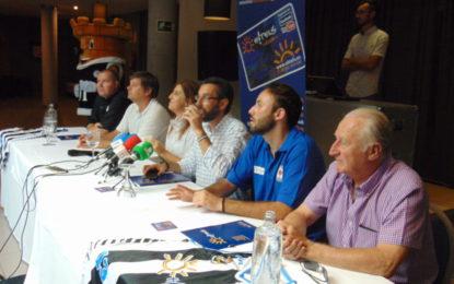 Unión Linense de Baloncesto se presentó esta tarde en el Ohtels