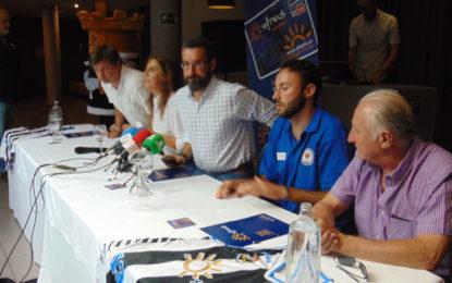 """La ULB y deportes organizan la liga escolar de """"Valorcesto"""" con la participación de 150 escolares"""