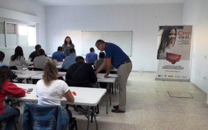 Ayuntamiento y Cámara de Comercio colaboran en la formación de jóvenes desempleados