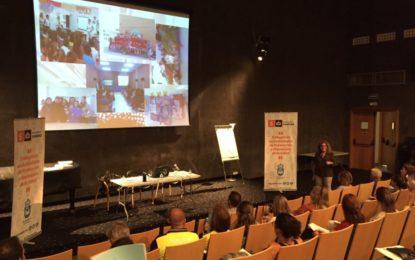 El Taller de Impulso y Desarrollo de la Acción Local en Salud propone a los integrantes del grupo motor