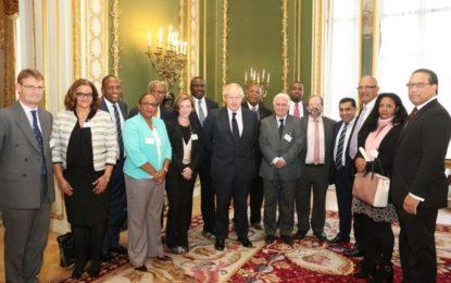 El Gobierno de Gibraltar aborda asuntos de gran relevancia con diferentes Ministros británicos en Londres