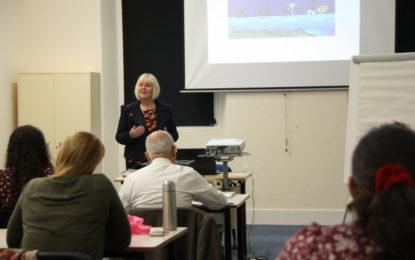 Comenzó en Gibraltar el seminario sobre el autismo con especial atención a la adolescencia y la pubertad