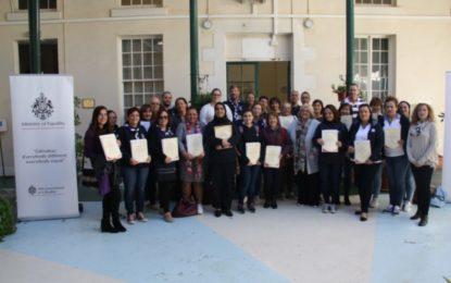 El Ministerio para la Igualdad de Gibraltar ofrece un seminario sobre la concienciación en Discapacidades de Aprendizaje