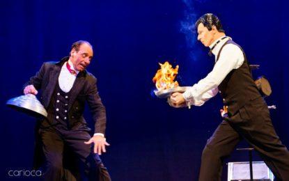 Gibraltar apuesta nuevamente por una innovadora gala de magia con unos artistas de primer nivel mundial