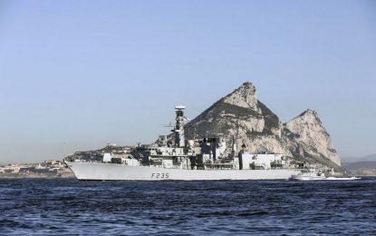 El Gobierno de Gibraltar expresa su rechazo a las acciones llevadas a cabo hoy por una patrullera de la Guardia Civil española en Aguas Territoriales Británicas de Gibraltar