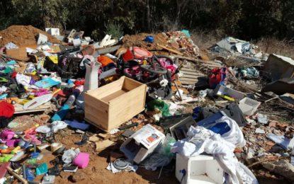 Verdemar Ecologistas en Acción vuelve a denunciar la desmesurada cantidad de residuos en La Línea