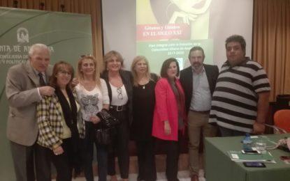 La Asociación de mujeres gitanas Nakera Romi, presente en la presentación del plan integral para la inclusión de la comunidad gitana de Andalucía