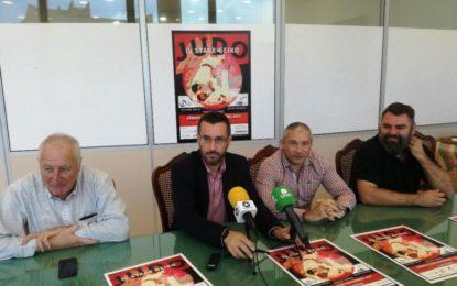 Presentado el IV Stage Geiko de Judo que se celebrará el 11 de noviembre en el Polideportivo Municipal