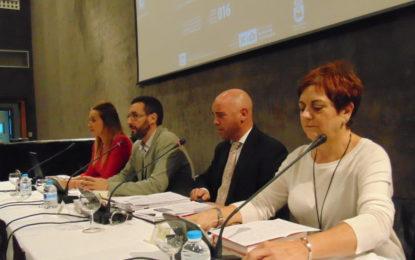 Franco destaca la apuesta municipal por la lucha contra la violencia sexista en la inauguración de las Jornadas de Sensibilización Contra la Violencia de Género