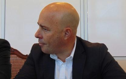 Nacho Macías: «Me voy satisfecho con el trabajo que estamos realizando en el PP, por La Línea»