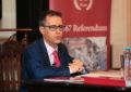 El Viceministro Principal elogia el trabajo ingente de preparación para los diferentes tipos de Brexit y destaca el grado de preparación de Gibraltar para cualquier eventualidad