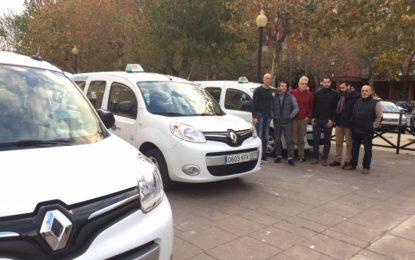 Hoy entra en vigor la nueva ordenanza municipal de taxis que regula la prestación de este servicio