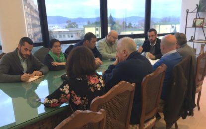 La Junta de Gobierno aprueba la mejora y ampliación de zonas verdes, operación contenida en la estrategia DUSI y cofinanciado con fondos Feder