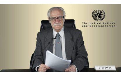 Sir Joe Bossano estará en la conferencia de telecomunicaciones en Trinidad y Tobago