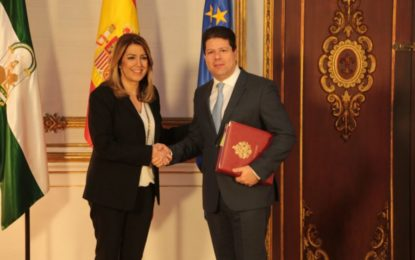Gibraltar y la Junta de Andalucía estrechan lazos para colaborar y garantizar el bienestar de ambos territorios tras el Brexit