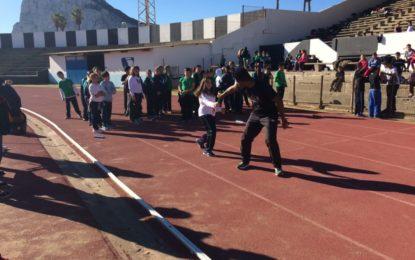 """Hoy ha comenzado el programa de la OEM  """"atletismo escolar"""" en el que participarán más de 300 escolares"""