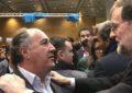 Juan Chacón le advierte a Landaluce que «no de más lecciones y trabaje más»