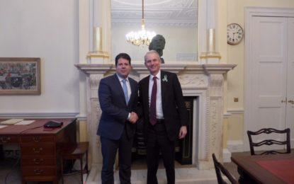 Gibraltar y Reino Unido retoman las discusiones sobre el Brexit en Londres