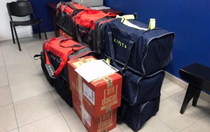 El Servicio de Aduanas de Gibraltar intercepta un cargamento ilegal de tabaco gracias a la colaboración ciudadana