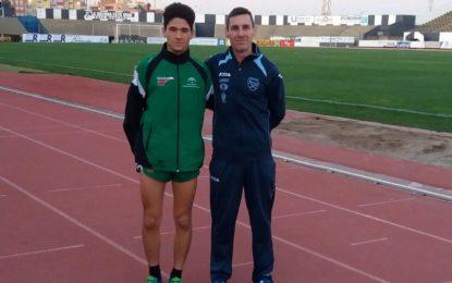 El linense Adrián Pérez, elegido para la  selección andaluza de atletismo